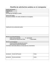 Plantilla de Solicitud de cambio en el cronograma.doc