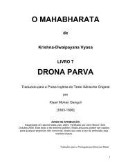 o mahabharata 07 drona parva em português.pdf